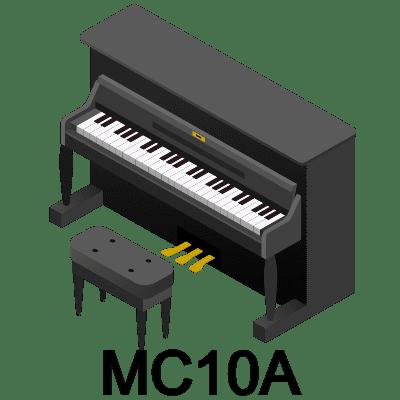 ヤマハ MC10A<
