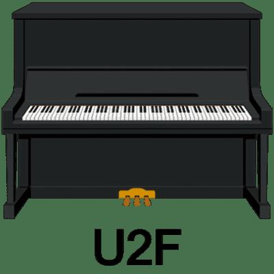 ヤマハ U2F<