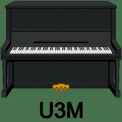 ヤマハ U3M<