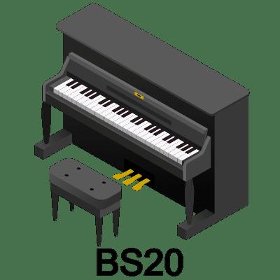 カワイ BS20<