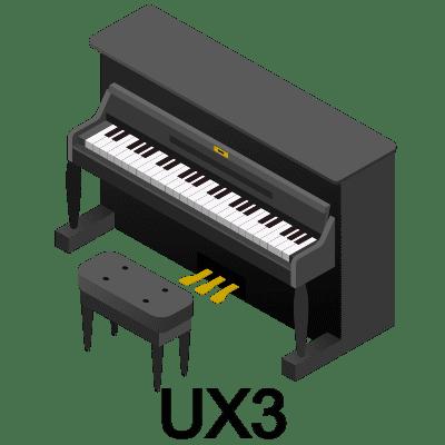 ヤマハ UX3<