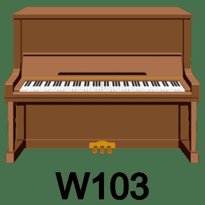 ヤマハ W103<