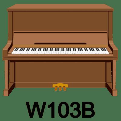 ヤマハ W103B<